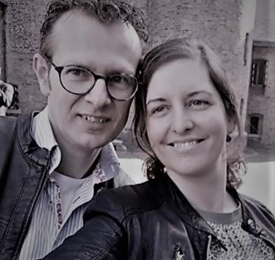 Mieke en Robert - Gezinshuis LeMaMa coaching